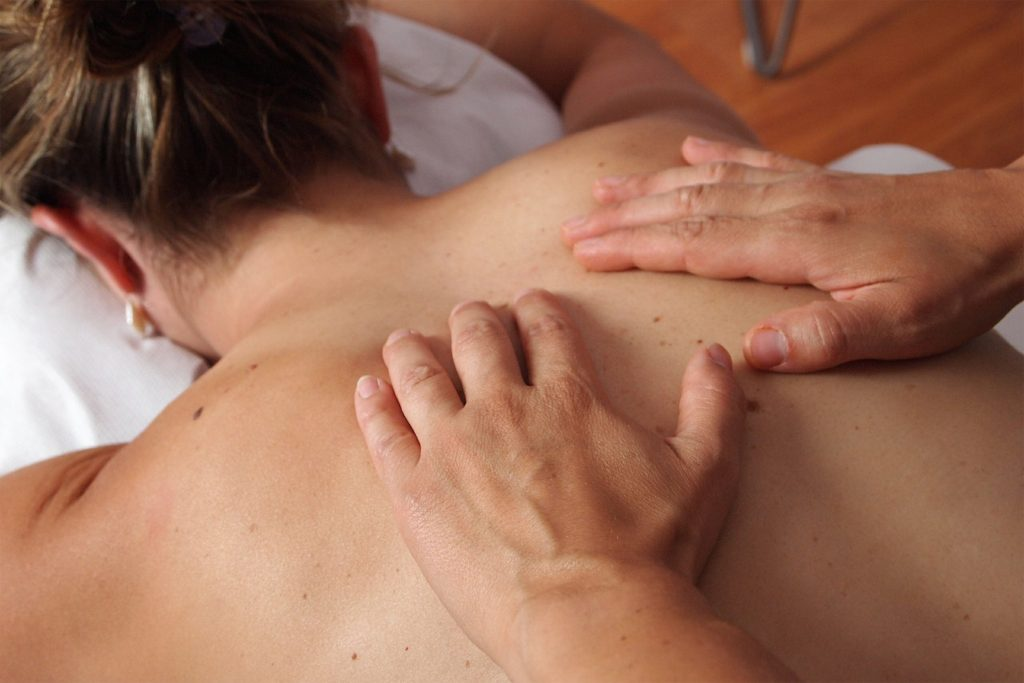 Back Massage Lacey Massage Therapy