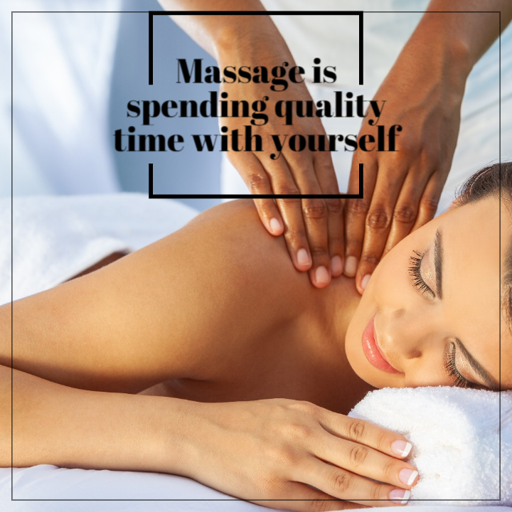 massage services and rates